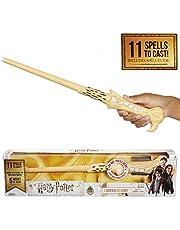 Harry Potter 39837 Voldemort's magische toverstaf met functie, 38 cm, wit