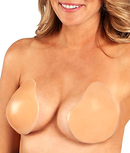 Fashion Forms Women's Lift It up Backless Strapless Plunge Bra Nude (Fashion Forms Adhesive)