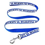 Pets First Kentucky Wildcats Team Pet Dog Collar Leash Medium
