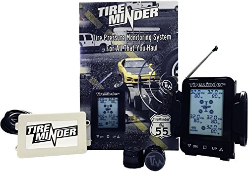 TireMinder TPMS for Trailers with Signal Booster - Tire Minder Rv