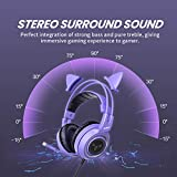 SOMIC G951S Purple Stereo Gaming Headset with Mic