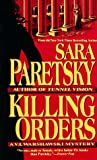 Killing Orders, Sara Paretsky, 0440215285