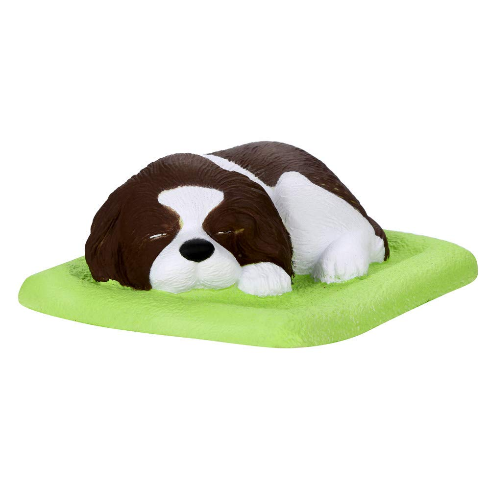 2018 Newest Jumbo Carpet Dog , YUYOUG 13cm Squishies Kawaii Cartoon Dog Pooch Super Slow Rising Cream Scented Stress Reliever Soft Squishys Gift