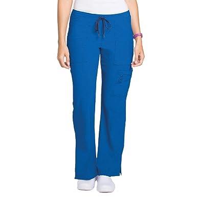 4f141f31a1e Amazon.com: Lynx Women's Trailblazer Cargo Scrub Pant: Clothing