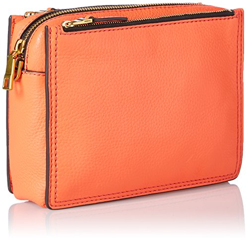 Cross Body Women's Lava Fossil Orange Bag Campbell q6pCw