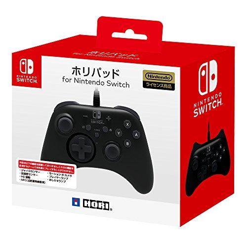 【Nintendo Switch대응】호리 패드 for Nintendo Switch
