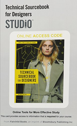 Costume Design Online Classes (Technical Sourcebook for Designers: Studio Access Card)