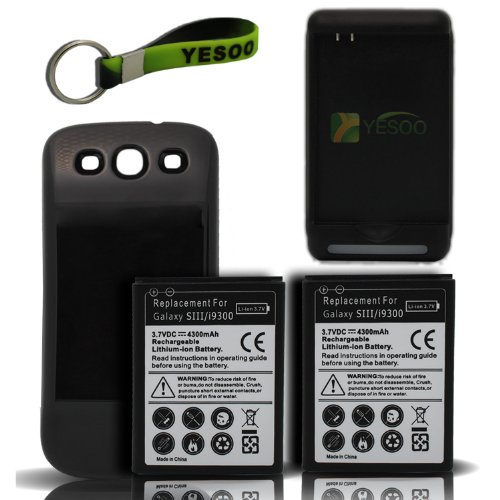 Samsung 4300mAh Extended Battery Exclusive