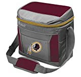 Coleman NFL Soft-Sided Insulated Cooler Bag, 16-Can Capacity, Washington Redskins