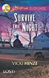 Survive the Night, Vicki Hinze, 0373445091