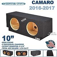 Chevy Camaro 2016-2017 10 Dual Sealed Sub Box