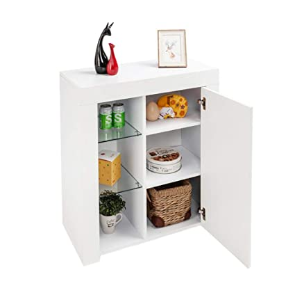 Amazon.com - Ksruee Stackable Cabinet Kitchen Storage ...