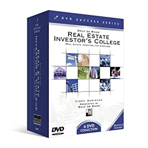 DVD Success Series: Dolf De Roos' Real Estate Investor's College