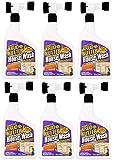 Krud Kutter Concentrated Formula Multi-Purpose House Wash, 32 fl oz (Pack of 6)