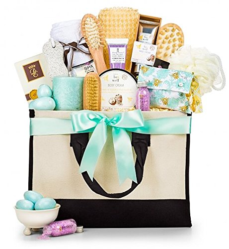 GiftTree Tranquility Spa Collection Gift Basket
