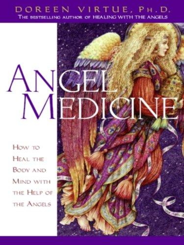 Angel Medicine Doreen Virtue ebook product image