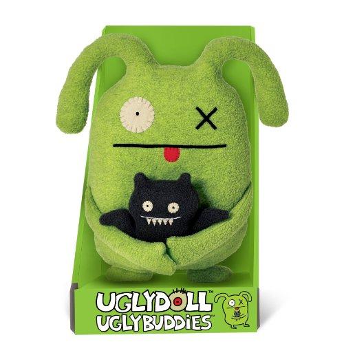 Uglybuddies Ox & Ice-Bat (Uglydoll Ice Bat)