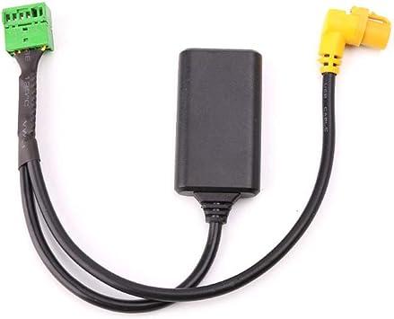 Mmi 3g Ami Bluetooth Aux Adapter Kabel 12 Pin Wireless Elektronik