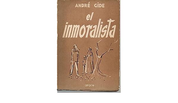 EL INMORALISTA ANDRE GIDE EBOOK