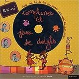 """Afficher """"Comptines et jeux de doigts"""""""