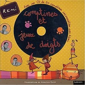 """Afficher """"Comptines et jeux de doigts n° 1"""""""