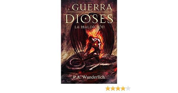 Amazon La Maldicin La Guerra De Los Dioses N 2 Spanish