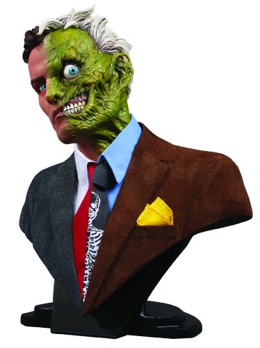 DC Direct Two-Face 1:2 Scale Bust]()