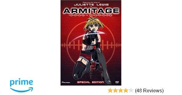 Amazon.com: Armitage - Dual Matrix (Special Edition): Ryôka ...
