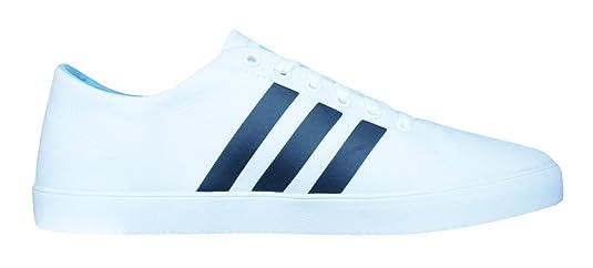 Adidas F99176 Easy Vulc Sneakers Basse Uomo Donna Tela Bianco Nera Nuova  Collezione 2016 (42)  Amazon.it  Scarpe e borse 316b5c8e1da6