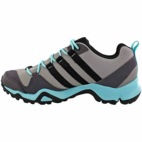 Adidas Outdoor Terrex AX2R Hiking Shoe - Womens Mgh Solid Grey/Black/Granite, 7.5