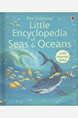 Little Encyclopedia of Seas And Oceans: Internet Linked (Miniature Editions) Hardcover