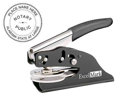 ExcelMark Notary Embosser - All 50 States