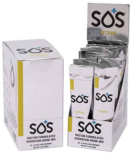 Review SOS Rehydrate – 20ct