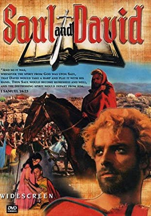 Image result for Saul and David DVD