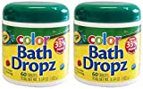 Crayola Bath Dropz 3.59 oz 60 Tablets (Pack of 2) Review