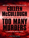 Too Many Murders, Colleen McCullough, 1410423131