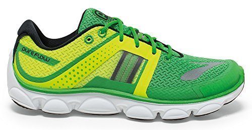 Brooks Kids Pure Flow 4 Children´s Shoes Running Shoe Natural Running Green 130017 1D 346 - green, UK 1Y-1.5Y