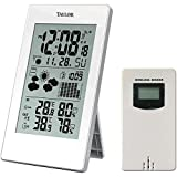 TAYLOR 1735 Digital Weather Forecaster with Barometer & Alarm Clock electronic consumer