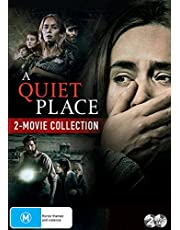 2 Movie Franchise Pack (A Quiet Place/A Quiet Place II) [2 Disc] (DVD)