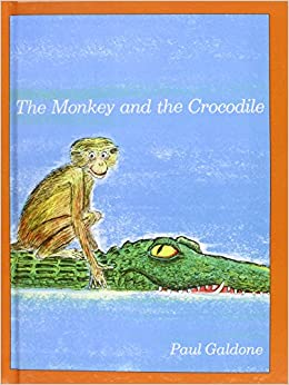 Book The Monkey and the Crocodile: A Jataka Tale from India
