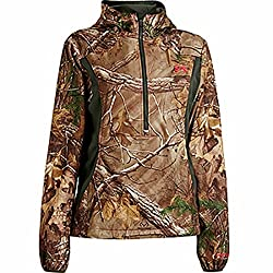 Under Armour Ua Scent Control Early Season Speed Freek Hoody - Women's Realtree Ap-xtra Perfection Xl