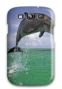 For Galaxy S3 Fashion Design Dolphins Case-itTXDyE8698budow
