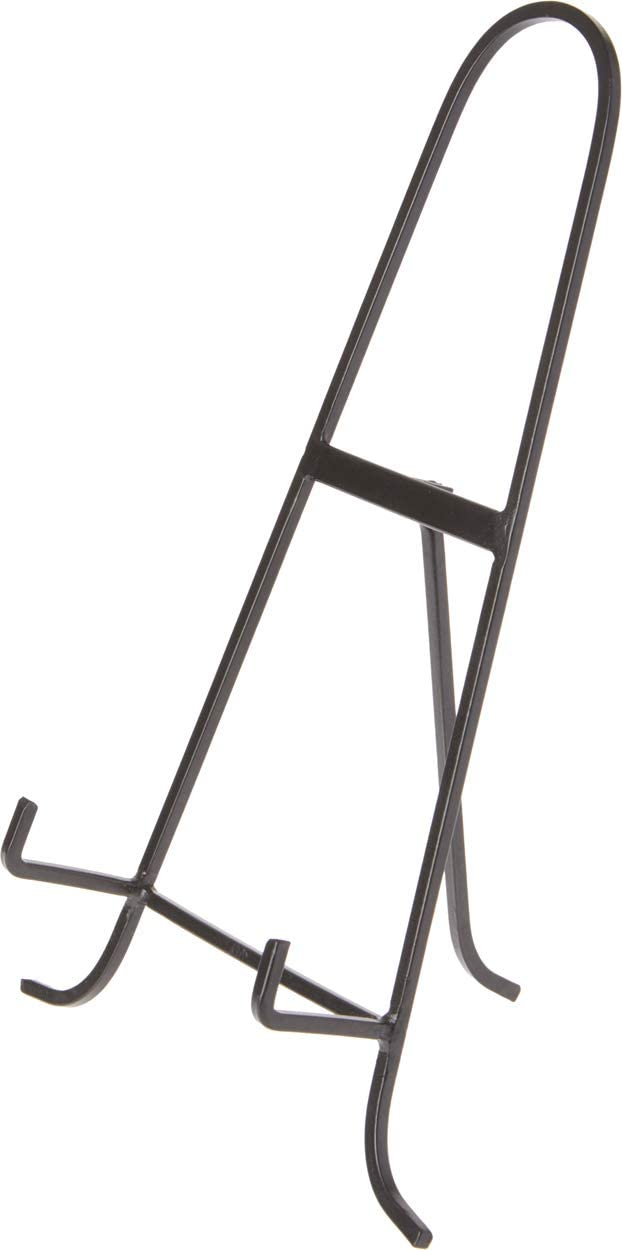 Bard's Black Wrought Iron Easel, 15