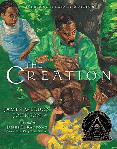 The Creation (25th Anniversary Edition) [Johnson, James Weldon] (Tapa Dura)