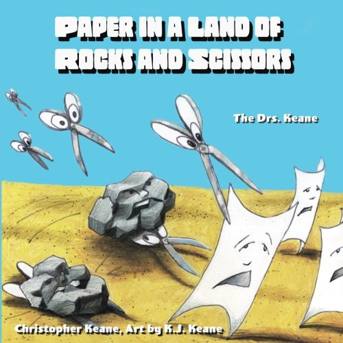 Paper in a Land of Rocks and (Eco Scissors)