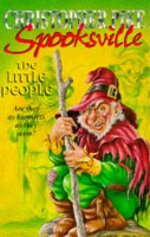 book cover of The Little People