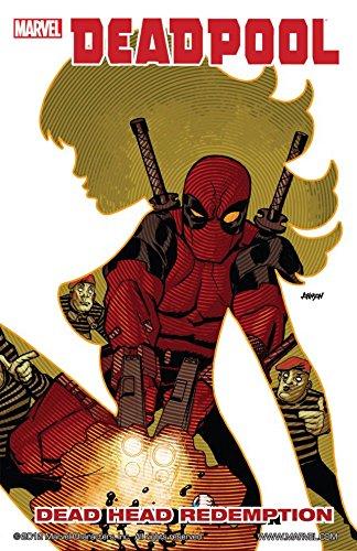 Deadpool: Dead Head Redemption (Deadpool Team-Up) cover