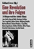 Eine Revolution und ihre Folgen. 14 Bürgerrechtler ziehen Bilanz