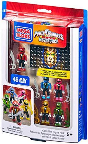 Mega Bloks Power Rangers Collectible Figure Pack ()