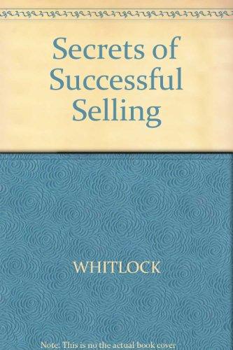 Secrets of Successful Selling